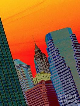 Atomic Skyline by Andy Heavens