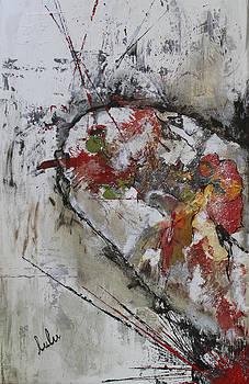 Au Coeur de la Toile Ciree de l'Habitude by Lucy Matta - Lulu