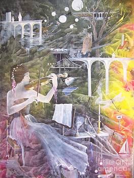 Aubry's Nocturne by Jackie Mueller-Jones