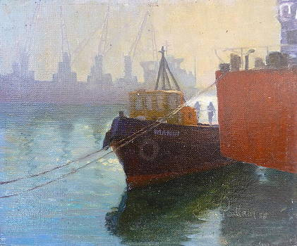 Terry Perham - Auckland Morning