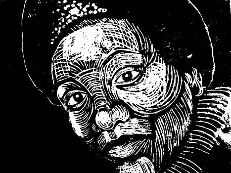 Audre Lorde by Jane Madrigal