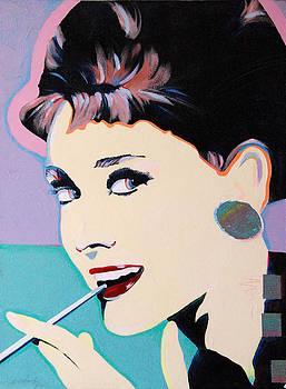 Audrey by Barry Shereshevsky