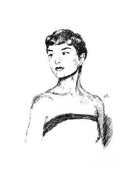 Audrey by Joshua K Hall