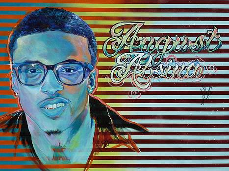 August Alsina by Reuben Cheatem