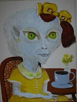 Aunt Kathrine by Ann Teicher