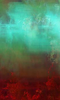 Aurora - Abstract Art by Jaison Cianelli