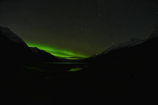 Aurora Borealis by Erlendur Gudmundsson