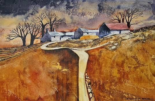 Aurora Farm by Roland Byrne