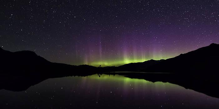 Auroral Curtain by Lisa Hufnagel