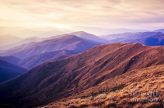 Tim Hester - Australian Mountains