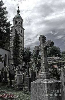 Gregory Dyer - Austrian Graveyard