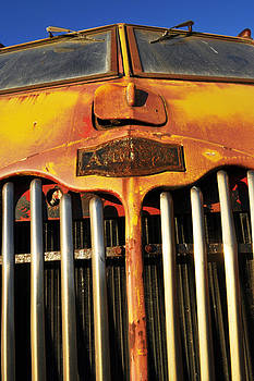 AutoCar Fire Tanker by Thomas J Rhodes