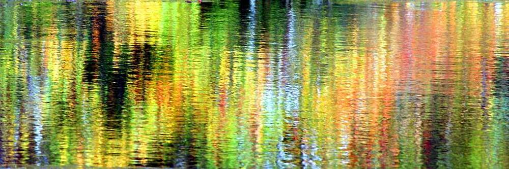 Autumn Abstract 4 by Matthew Grice