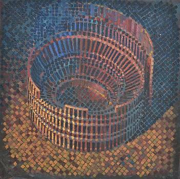 Autumn Amphitheatre by Mark Howard Jones