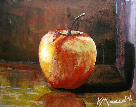 Autumn Apple by Kevin Meredith