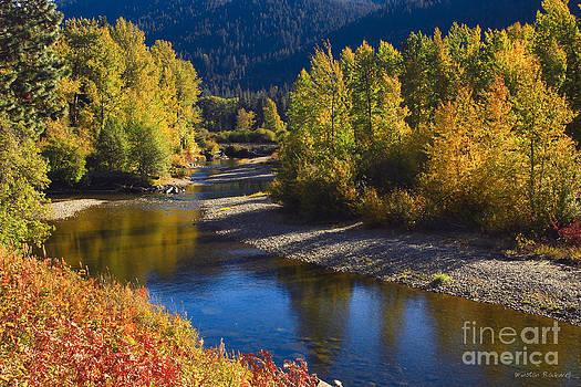 Autumn Blaze by Winston Rockwell