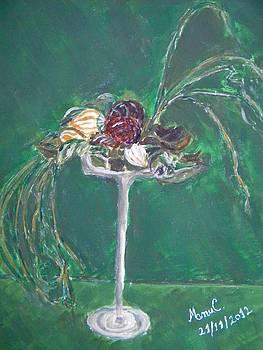 Autumn bouquet with winter squash by Manuela Constantin
