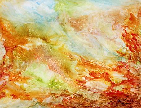Autumn Breeze by Rosie Brown