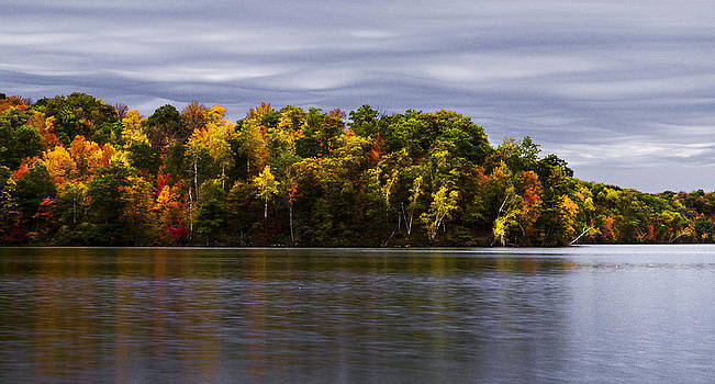 Autumn Color by Paul Geilfuss