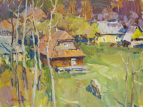 Autumn colors by Alexander  Kriushin