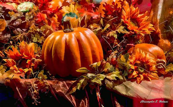 Christopher Holmes - Autumn Colors