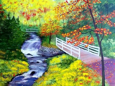 Autumn Colors by Rich Fotia