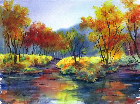 Autumn Dance by Barb Capeletti