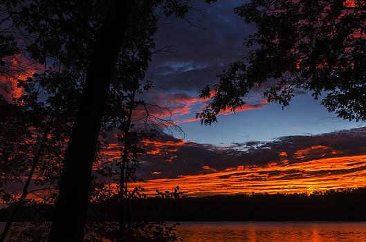 Autumn Dawn by Paul Geilfuss