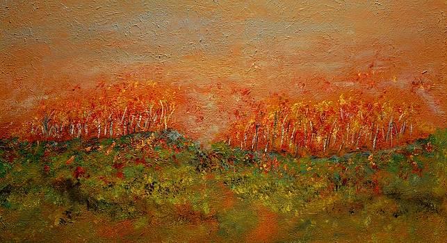 Autumn by Debra Kent