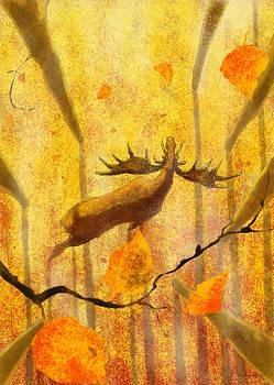 Autumn by Dmitry Rezchikov