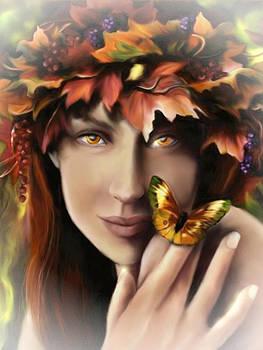 Pamela Phelps - Autumn Eyes