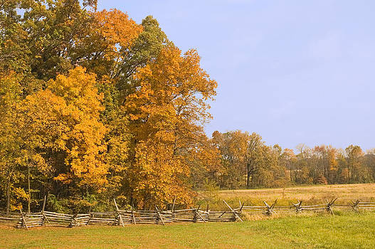 Mick Burkey - Autumn Fields