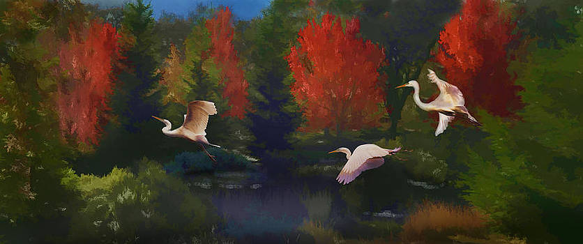 Autumn Flight by Melinda Hughes-Berland