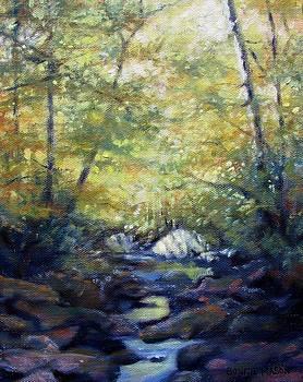 Autumn Gold by Bonnie Mason