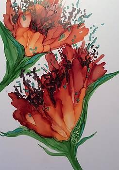 Autumn Gold by Donna Pierce-Clark
