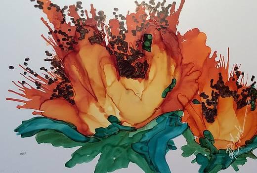 Autumn Gold II by Donna Pierce-Clark