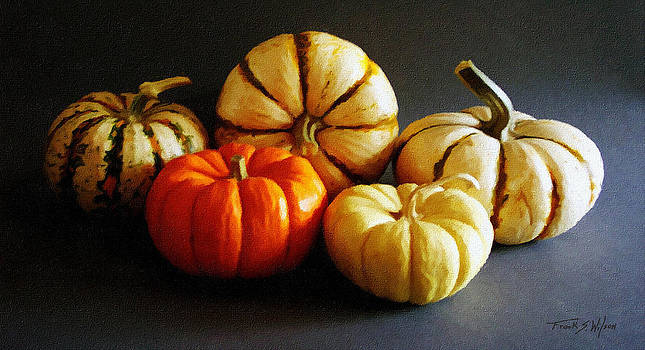 Frank Wilson - Autumn Gourds