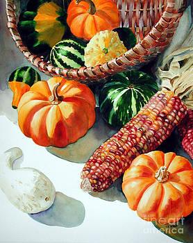 Autumn Harvest by Elizabeth  McRorie
