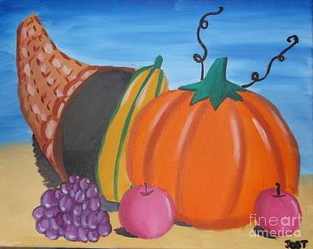 Autumn Harvest by Krystal Jost