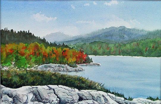 Autumn in Willisville by Kathy Dolan