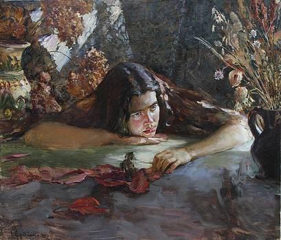 Autumn by Korobkin Anatoly