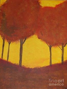 Autumn by Krystal Jost