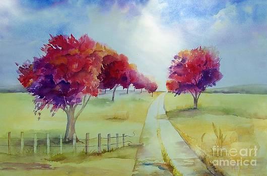 Autumn by Maryann Schigur