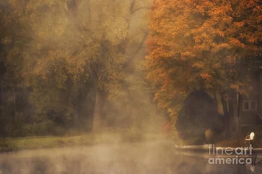 Autumn Mist by Julie Palyswiat