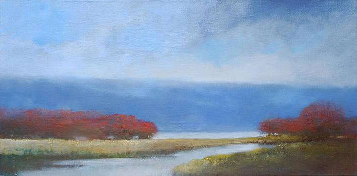 Autumn Mist by Linda Puiatti