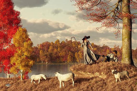Daniel Eskridge - Autumn Pastoral