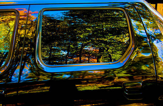 Autumn Reflections 02 by Andy Lawless