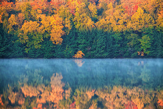 Autumn Reflections by India Blue photos