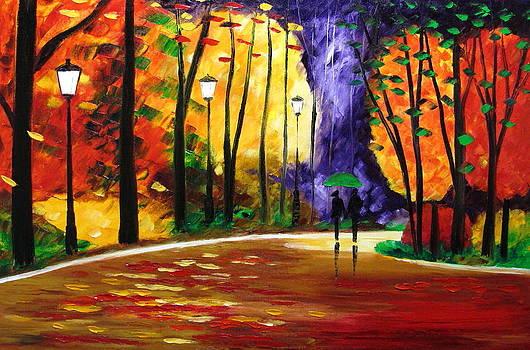 Autumn scent by Mariana Stauffer