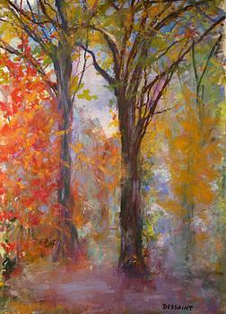 Autumn Splendor by Linda Dessaint